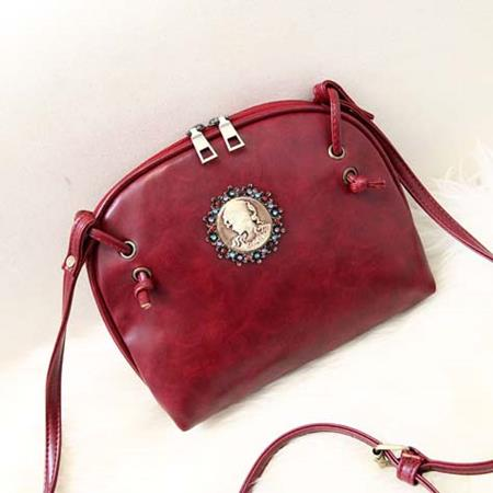 Tas Fashion Korea Handbag Red - TF896
