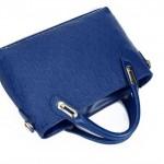 Tas Import 4 in 1 Blue dengan Boneka Beruang - TF694-4
