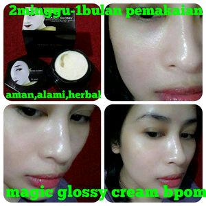 Cream Magic Glossy Asli 2