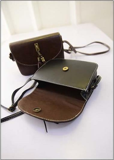 Sling Bag Mini Size Impor Black-2