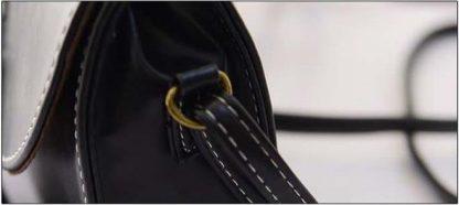 Sling Bag Mini Size Impor Black-3