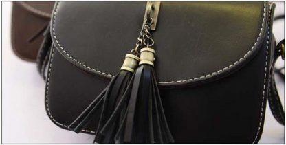 Sling Bag Mini Size Impor Black-5