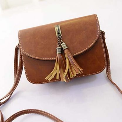 Sling Bag Mini Size Impor Brown TF898
