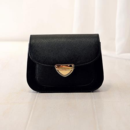 Mini Hand Bag Fashion Hitam TF780