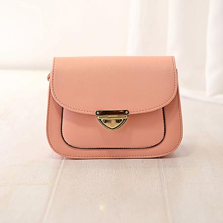 Mini Hand Bag Fashion Pink TF781