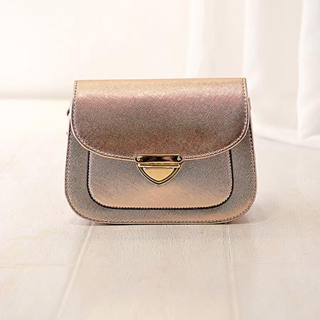 Mini Hand Bag Fashion Silver TF782