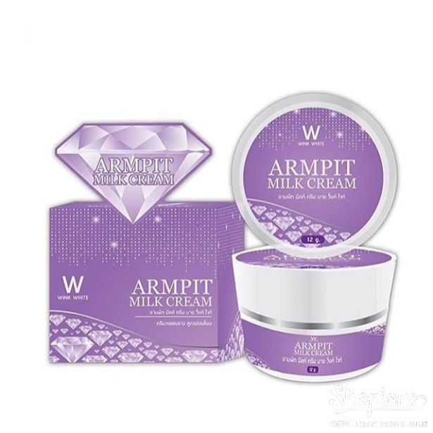 Armpit Milk Cream By Wink White Original