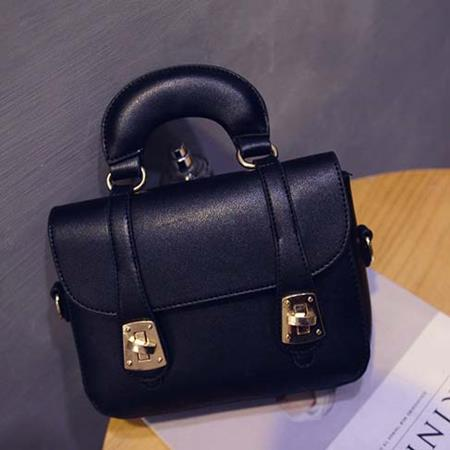 Woman Office Bag Premium Quality Black TF807