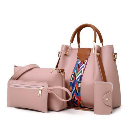 NEW Set of 4 in 1 Women's Bag